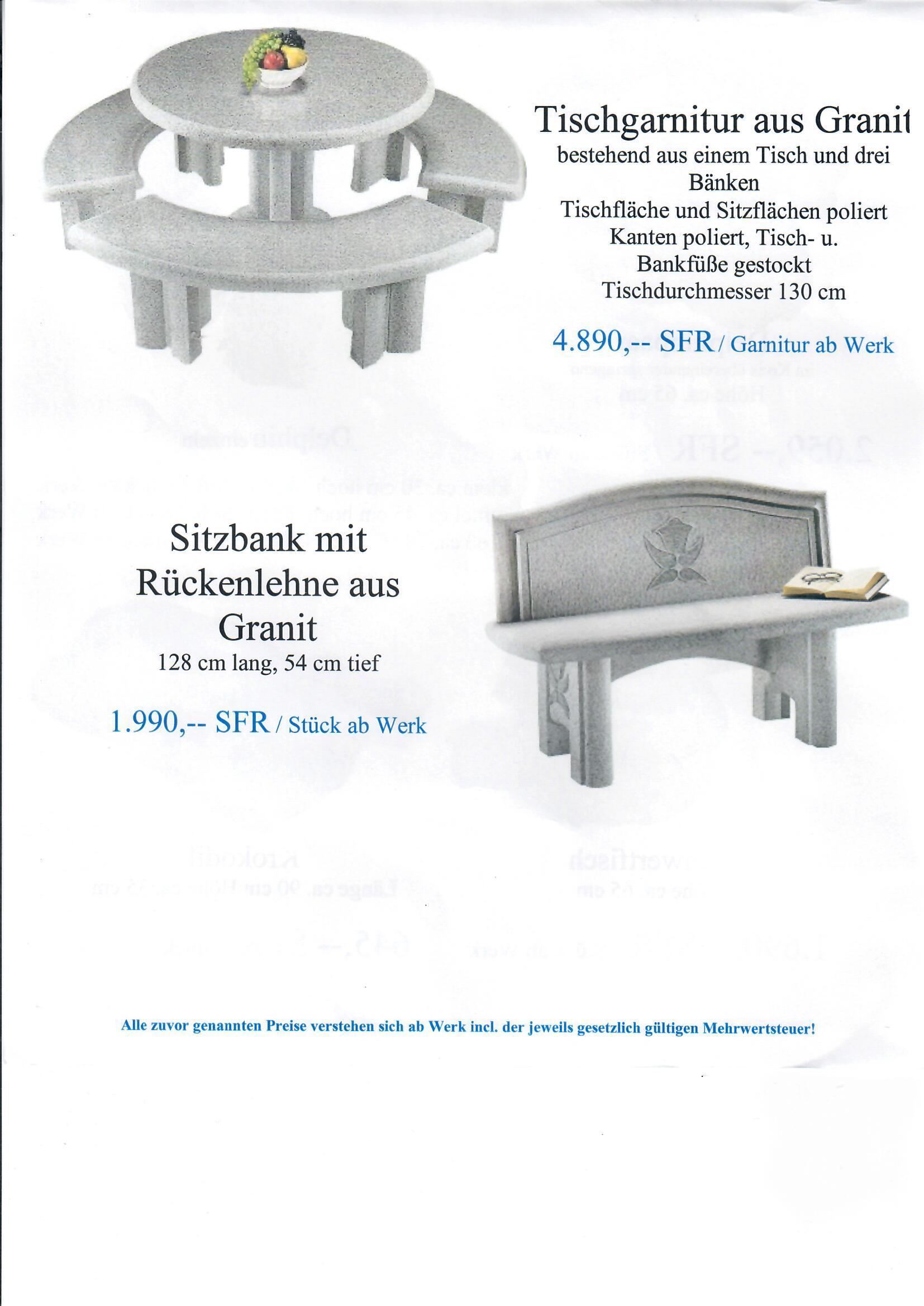 Granitbrunnen 1