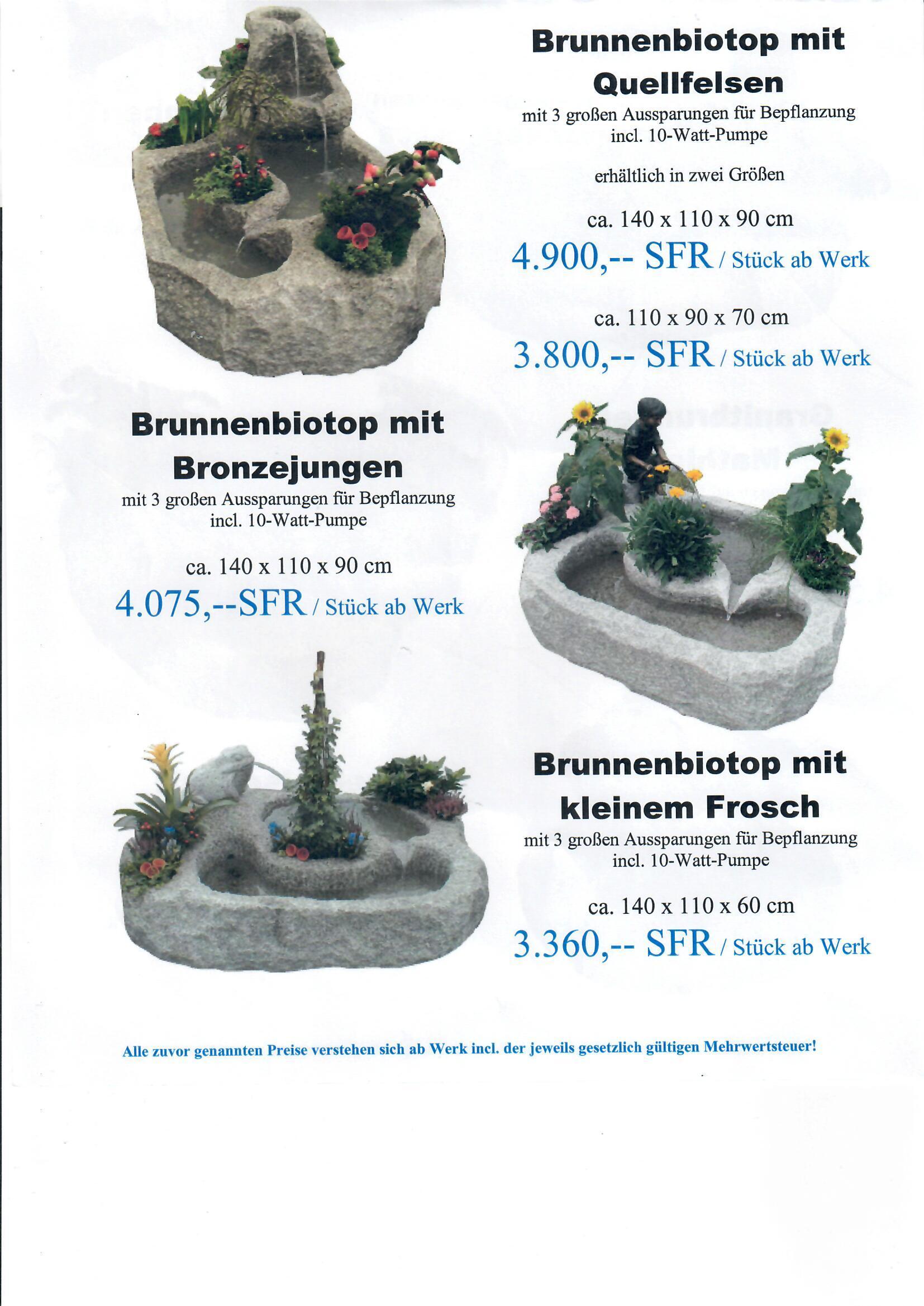 Granitbrunnen 11