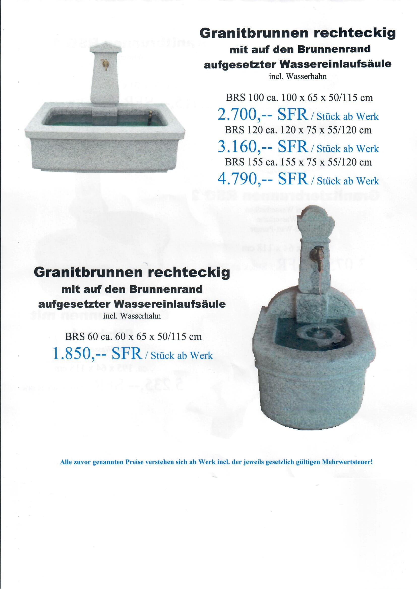Granitbrunnen 14